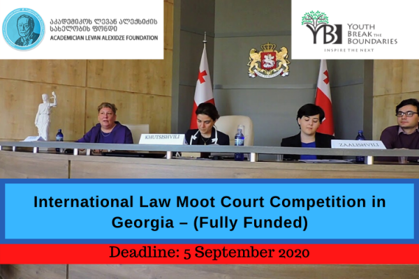 Law Moot Court Competition