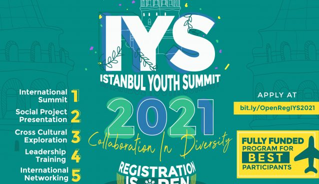 Istanbul Youth Summit 2021