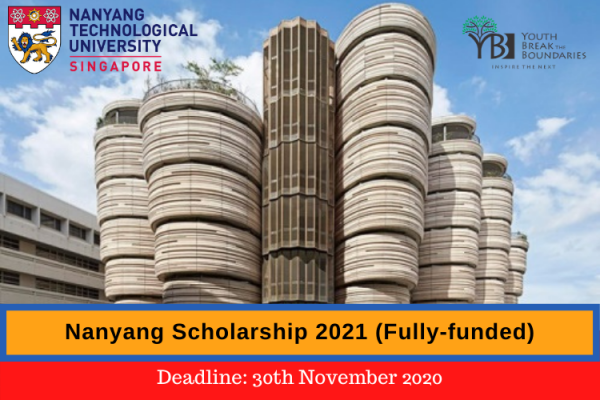 Nanyang scholarships
