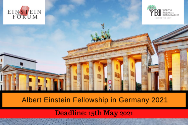 Albert Einstein Fellowship 2021